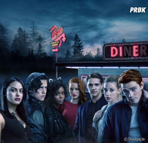 """De """"Riverdale"""", veja fotos dos bastidores da série para matar a saudade!"""