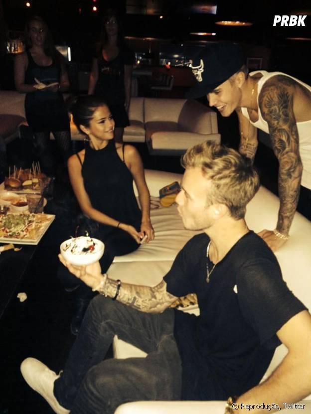 Justin Bieber e Selena Gomez não escondem mais que voltaram a namorar!