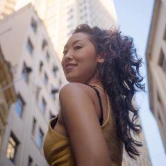 """A ex-""""Malhação"""" Ana Hikari mostrou seu cabelo natural no Instagram e a galera amou"""