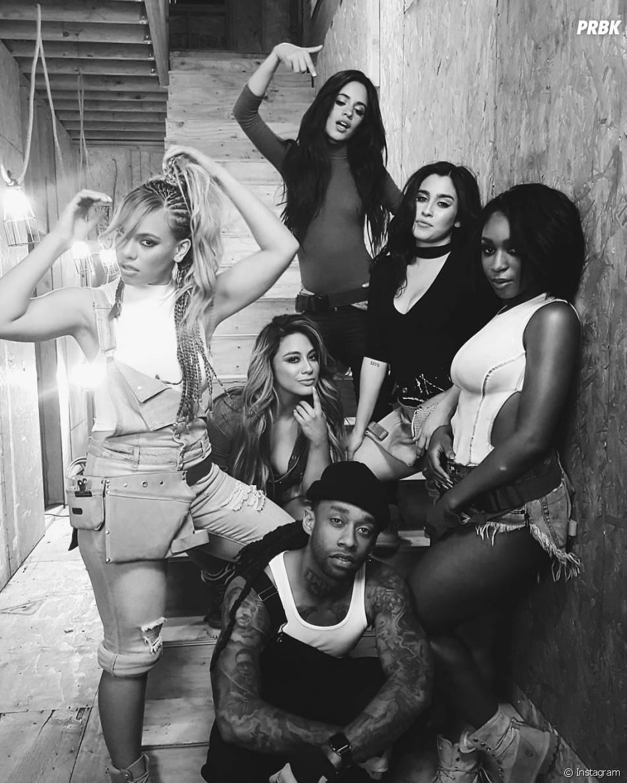 "Ty Dolla $ing trabalhou com o Fifth Harmony em ""Work From Home"""