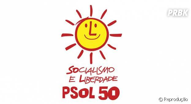 Luciana é a candidata à presidente do PSol