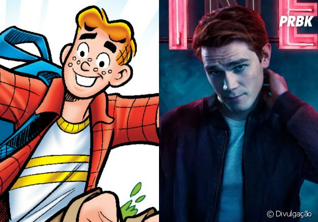 """Em """"Riverdale"""", KJ Apa é Archie Andrews, o típico garoto americano"""