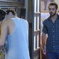 """Na novela """"Malhação"""": Jeff e Mari trocam beijos e são flagrados por Franz"""