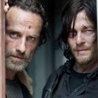 "Andrew Lincoln e Norman Reedus, de ""The Walking Dead"", falam sobre a série"