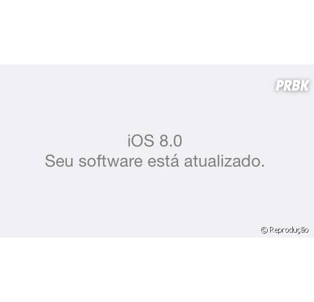 """Apple retira atualização """"iOS 8.0.1"""" derruba o sinal do iPhone 6"""