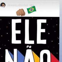 """Atores de """"Grey's Anatomy"""" se posicionam contra Bolsonaro e compartilham hashtag #EleNão"""