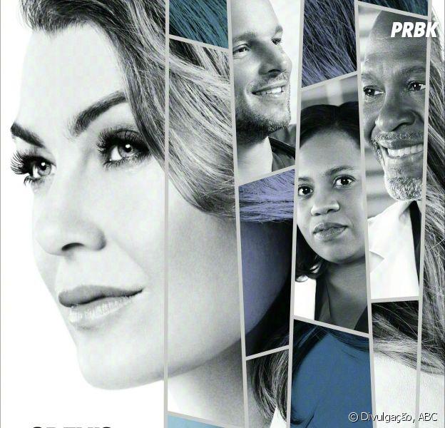 """Elenco de """"Grey's Anatomy"""" compartilha a hashtag #EleNão em suas redes sociais"""