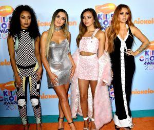 """Little Mix aparece cantando trecho de """"Woman Like Me"""", single do quinto álbum da banda"""
