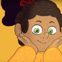 """Primeiro desenho em libras é lançado no Youtube! Conheça """"Min e as Mãozinhas"""""""