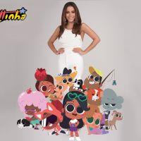 Anitta revelou quais são os 5 desenhos animados que marcaram a sua infância! Veja