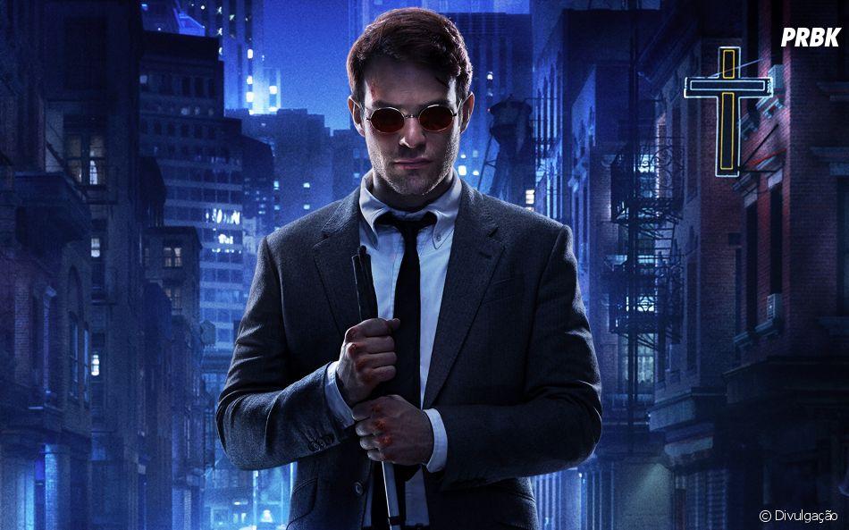 """Em """"Demolidor"""": 3ª temporada mostra Murdock(Charlie Cox) voltando e tendo que lidar com seu pior inimigo solto"""