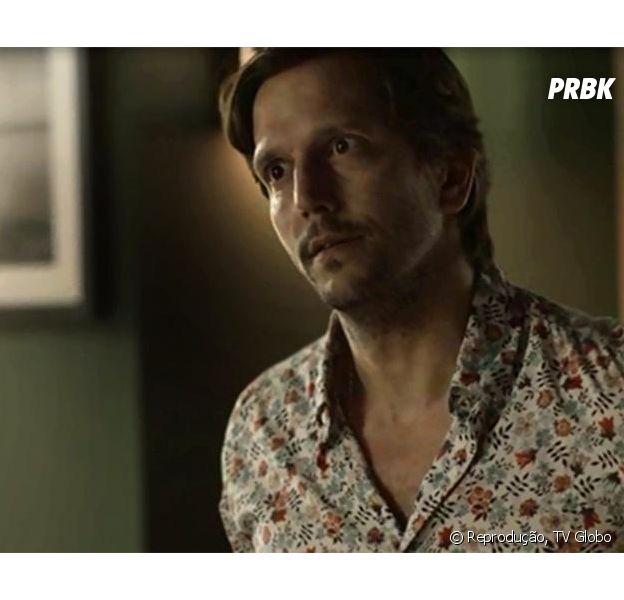 "Novela ""Segundo Sol"": Remy (Vladimir Brichta) volta e promete se vingar de Laureta (Adriana Esteves)"