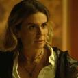 """Em """"Segundo Sol"""", Luzia (Giovanna Antonelli) é presa pela morte de Remy (Vladimir Brichta) e se desespera"""