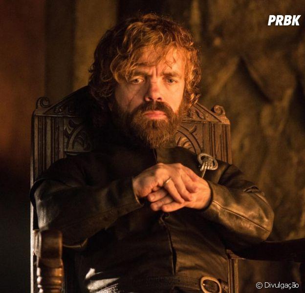 """Em """"Game of Thrones"""", Tyrion pode ter fim trágico na 8ª temporada, dá a entender Peter Dinklage"""