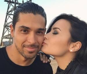 Wilmer Valderrama tem visitado Demi Lovato na reabilitação e ajudado na sua recuperação