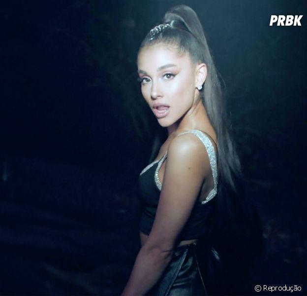 """Ariana Grande já está gravando o clipe verdadeiro de """"Breathin"""""""