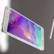 Samsung sacaneou iPhone 6, mas Galaxy Note 4 tem defeito de fabricação