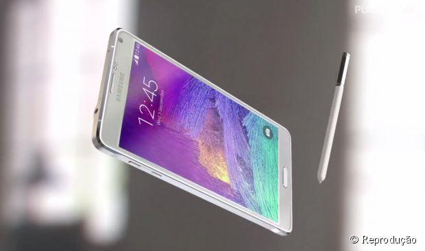 Samsung sacaneou iPhone 6, mas Galxy Note 4 tem defeito de fabricação