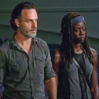 "Rick e Michonne podem ter filho na 9ª temporada de ""The Walking Dead"". Entenda"