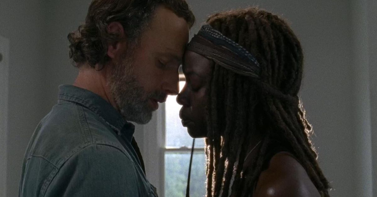 "The Walking Dead"": na 9ª temporada, Rick e Michonne podem ter ..."