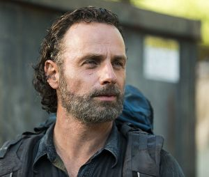 "Em ""The Walking Dead"", Rick (Andrew Lincoln) sairá ainda na 9ª temporada"