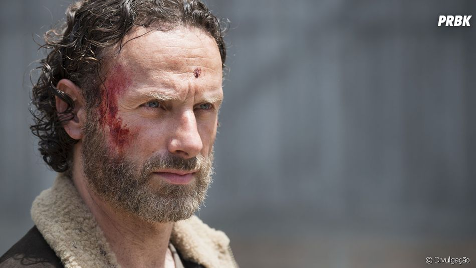 "Andrew Lincoln quer virar diretor de ""The Walking Dead"""