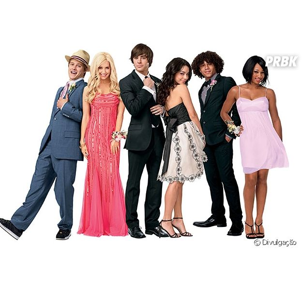 """10 anos se passaram de """"High School Musical 3: Ano da Formatura""""! Tente não chorar com esse vídeo de despedida"""