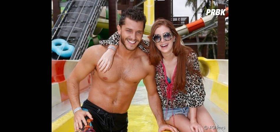 Klebber Toledo e Marina Ruy Barbosa namoraram por três anos