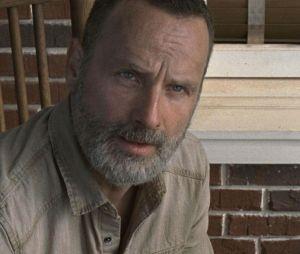 """Em """"The Walking Dead"""", 9ª temporada é o adeus de Rick Grimes (Andrew Lincoln)"""