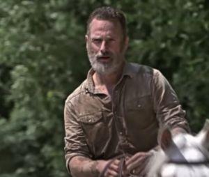 "Em ""The Walking Dead"": episódio do adeus de Rick (Andrew Lincoln) será eletrizante"