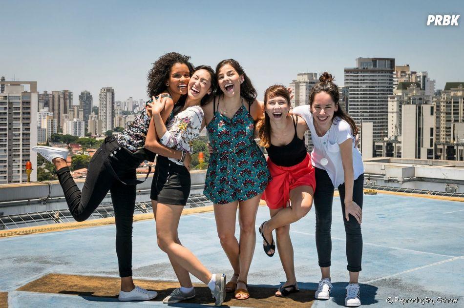 """As protagonistas de """"Malhação - Viva a Diferença"""" irão voltar para a TV em 2019!"""