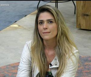 """""""A Fazenda"""": Nadja é eliminada após agredir Caique"""