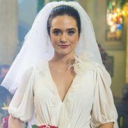 """Samuca e Marocas têm conversa sincera em """"O Tempo Não Para"""" antes da mocinha se casar"""
