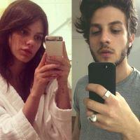 Chay Suede e Laura Neiva se declaram um para o outro no Instagram