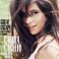 Camila Cabello ainda fica nervosa quando o namorado Matthew Hussey assiste alguma apresentação sua