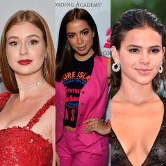 #Verão2019: Marina Ruy Barbosa, Anitta e mais famosas apostam em biquínis neon