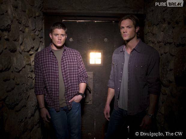 """""""Supernatural"""" retorna nesta terça (7) nos EUA!"""