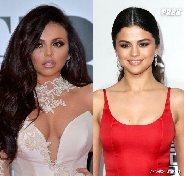 Jesy Nelson, do Little Mix, fala sobre parceria com Selena Gomez