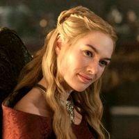 """Em """"Game of Thrones"""": Vaza foto de Lena Headey gravando cena de Cersei nua"""
