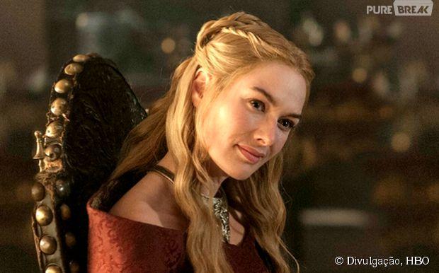 """Lena Headey aparece nua, com cabelo curto e toda machucada durante filmagens da série """"Game of Thrones"""""""