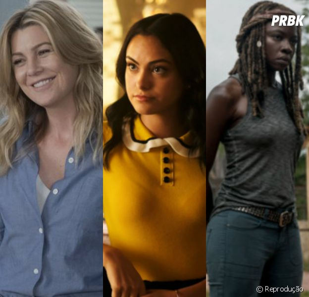 "Com ""Grey's Anatomy"", ""Riverdale"" e ""The Walking Dead"", veja quando as séries americanas retornam do hiato"