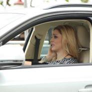 """Novela """"Geração Brasil"""": Megan tenta ir atrás de Davi e sofre acidente de carro"""