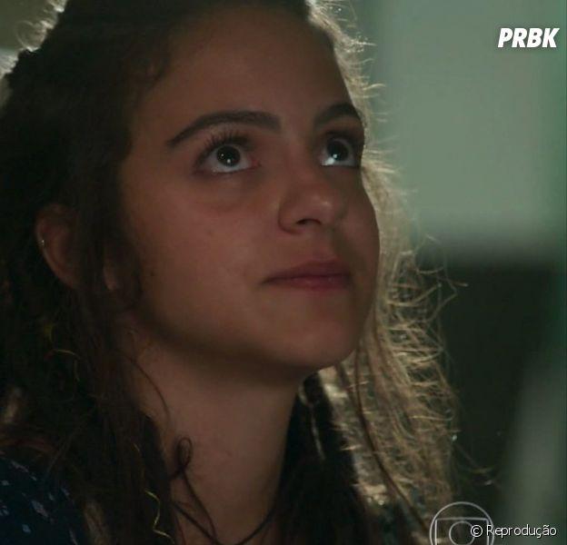 """De """"Malhação"""": Amanda (Pally Siqueira) pode estar grávida de Kavaco (Gabriel Contente)"""