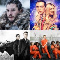 Essas séries vão chegar ao fim em 2019 e a gente não tá sabendo lidar