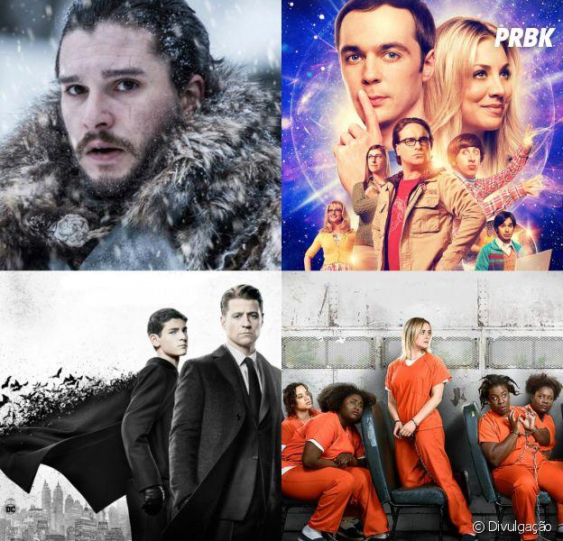 Saiba quais são as séries que chegam ao fim em 2019