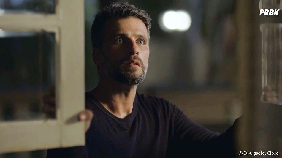 """Em """"O Sétimo Guardião"""": Gabriel (Bruno Gagliasso) protege a fonte de Serro Azul e declara guerra contra mãe"""