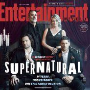 """Foram divulgadas as imagens do episódio 300 de """"Supernatural"""" e nós estamos muito emocionados"""