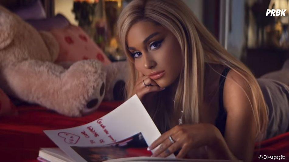 """Ouça """"thank u, next"""", de Ariana Grande, na voz de Anitta"""