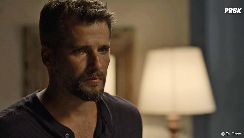 """Gabriel (Bruno Gagliasso) ouve reclamação dos guardiães depois de escolha em """"O Sétimo Guardião"""""""