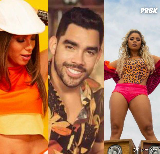 Anitta, Gabriel Diniz, Lexa e mais: confira as músicas que podem ser hits do Carnaval 2019